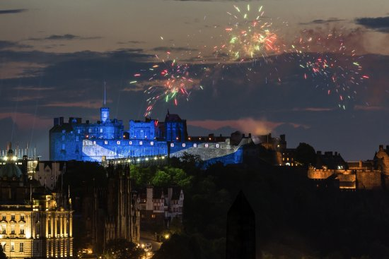 Happy Hogmanay! Mind Of My Own in Scotland