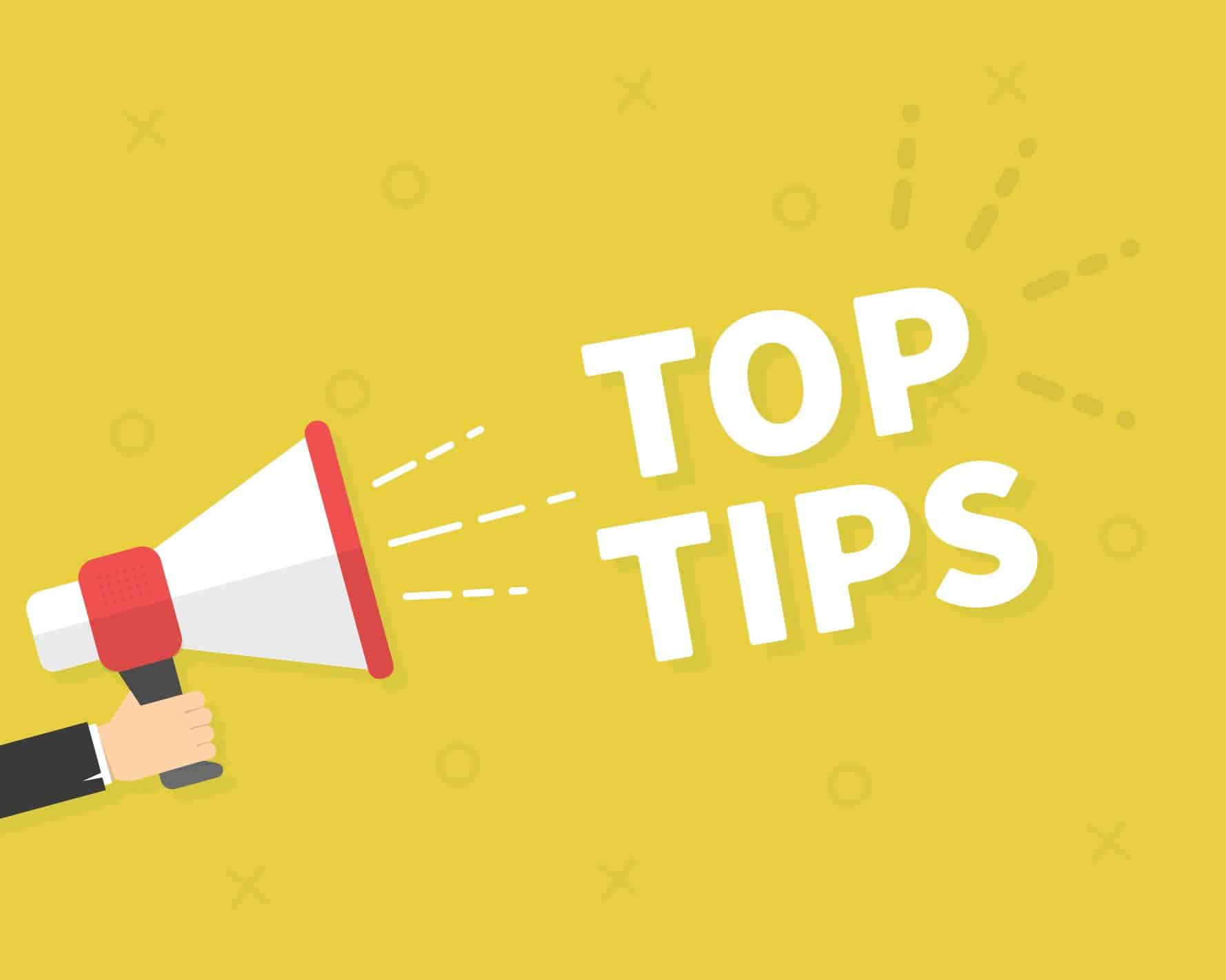 Three top tips to be safe online